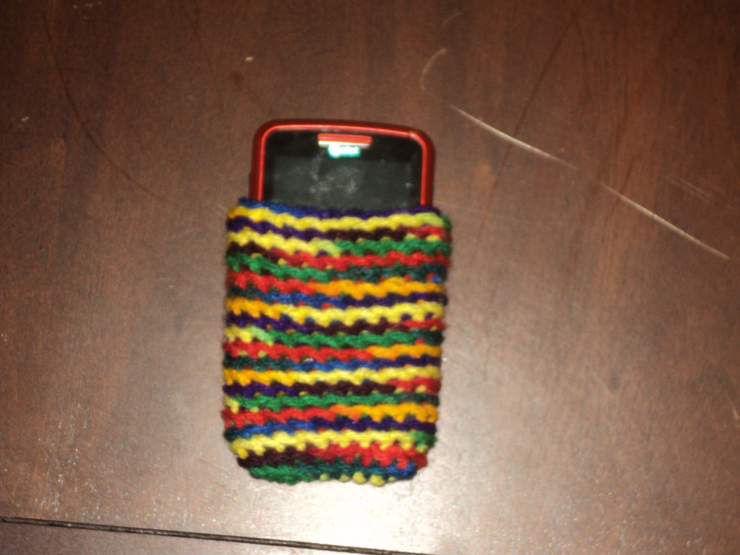 Cell phone case