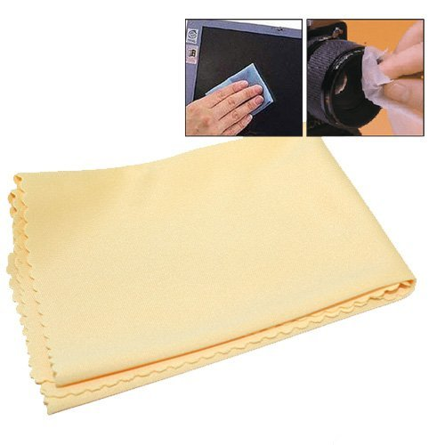 Cleaning Cloth For iPad, iPod, iPhone, Laptop, DC, DSLR, Glasses, and Camera Lenses