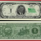 AR105 100 RONALD REAGAN COLLECTIBLE BILL