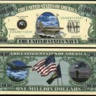 NM002 100 US NAVY COMMEMORATIVE BILL