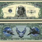 NM004 100 US AIR FORCE COMMEMORATIVE BILL
