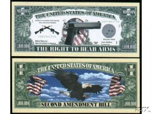 NM007 100 SECOND AMENDMENT (GUN) BILL
