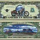 NM014 100 AMERICAN BIKER BILL
