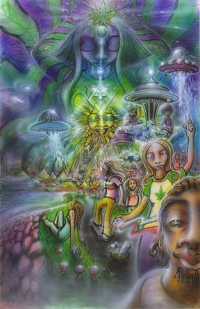 Seattle Hempfest Poster