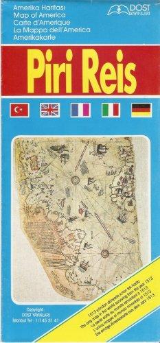 Piri Reis Foldable Map