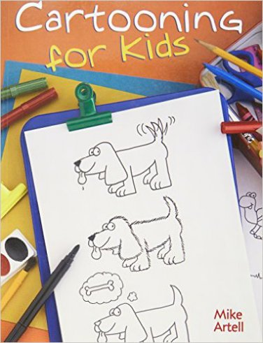 Cartooning For Kids