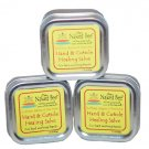Naked Bee Hand & Cuticle Salve - Orange Blossom Scent