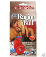 Jesse's Raging Bull Waterproof Vibrating Cock Ring