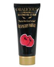 Oralicious Ultimate Oral Sex Cream - Raspberry Parfait Flavor