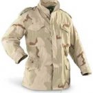 USGI DCU M-65 FIELD JACKET NEW SIZE LARGE REG.