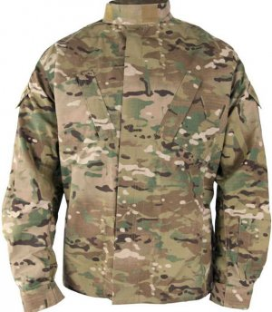 PROPPER CRYE MULTICAM ACU JACKET NEW SIZE XL REG.