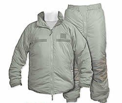 GEN 3 LEVEL 7 PRIMALOFT SUIT BY ADS TACTICAL LARGE