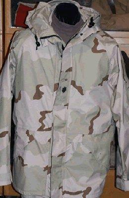GEN1 USMC DCU ECWS PARKA XL SHORT NEW