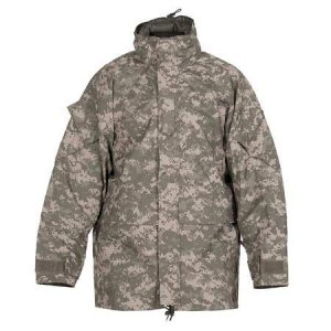 ACU GEN2 GORE-TEX PARKA LARGE REG. NEW WITH TAGS