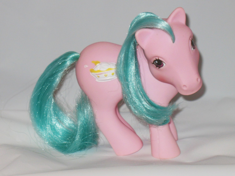 My Little Pony Sundae Best Banana Surprise