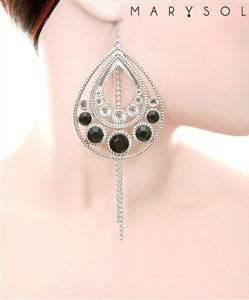 Large Fashion Earrings