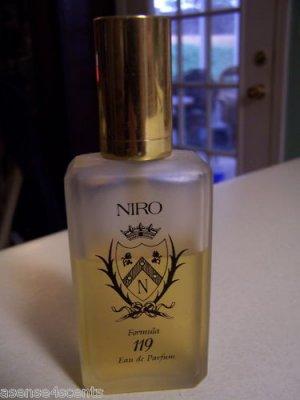 Niro Formula 119 Eau de Parfum Spray
