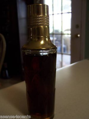 Vintage Nettie Rosenstein Mlle Ghe Bath Oil-1.6 oz