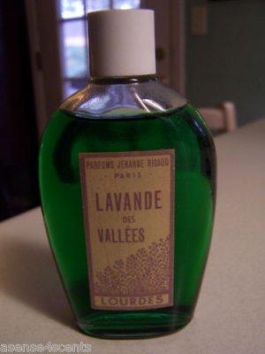 Vintage Jehanne Rigaud Paris Lavande Des Vallees