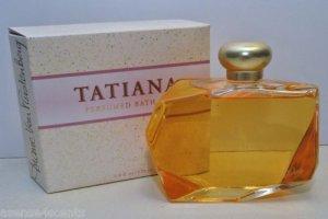 Vintage Diane Von Furstenberg Tatiana Bath Oil-4.0 oz