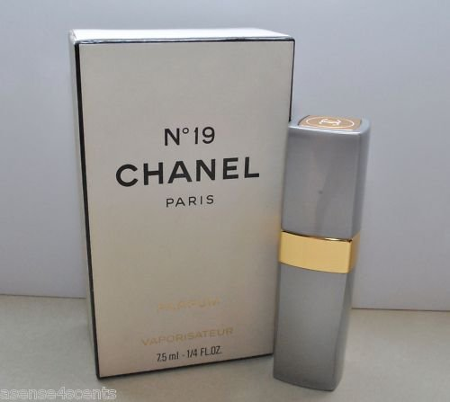 Chanel NO 19 Pure Parfum Vaporisateur-1/4 fl. oz