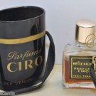 Vintage Ciro Parfums Reflexions Perfume Miniature