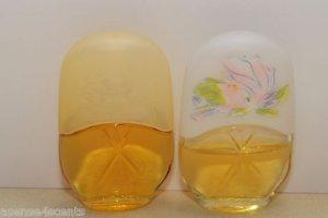 Vintage Max Factor Le Jardin Parfums-.12 oz-Lot of Two