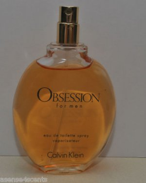 Calvin Klein Obsession For Men Eau De Toilette Spray-2.5 fl. oz
