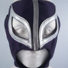 PURPLE SEXY LADY MASK!! WOMEN WOMAN LADIES PRO FIT MEXICAN WRESTLING MASK LUCHA LIBRE HALLOWEEN