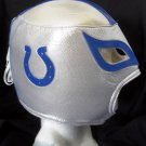 NFL UNOFFICIAL INDIANAPOLIS COLTS STYLE MASK PRO FIT MEXICAN WRESTLING MASK LUCHA LIBRE HALLOWEEN