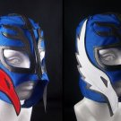 REY MISTERIO BLUE KIDS SIZE MEXICAN WRESTLING MASK