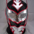 SIN CARA BLACK ECONOMIC KIDS SIZE MEXICAN WRESTLING MASK