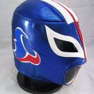 NFL UNOFFICIAL HOUSTON TEXANS STYLE MASK PRO FIT MEXICAN WRESTLING MASK LUCHA LIBRE HALLOWEEN