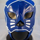 BLUE PANTHER ADULT SIZE MEXICAN WRESTLING MASK