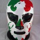 EL MEXICANO Premium Adult Mexican Wrestling Lucha LIbre Mask Halloween