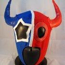 TEXANO Premium Adult Mexican Wrestling Lucha LIbre Mask Halloween