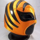 NFL UNOFFICIAL CINCINNATI BENGALS STYLE MASK PRO FIT MEXICAN WRESTLING MASK LUCHA LIBRE HALLOWEEN