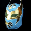 SIN CARA sky ADULT SIZE MEXICAN WRESTLING MASK