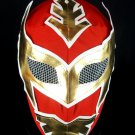SIN CARA RED ECONOMIC KIDS SIZE MEXICAN WRESTLING MASK