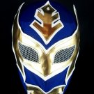 SIN CARA WHITE ECONOMIC KIDS SIZE MEXICAN WRESTLING MASK