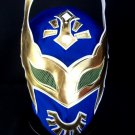 SIN CARA BLUE ADULT SIZE MEXICAN WRESTLING MASK
