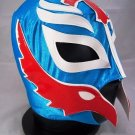 REY MISTERIO LIGHT BLUE ADULT SIZE MEXICAN WRESTLING MASK