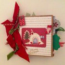 Paper Therapy Mini Scrapbook-North Pole