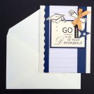Paper Therapy Graduation Invitation-Go Confidently