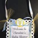 Baby Shower | Door or Wall Sign | Boy or Girl