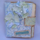 Paper Therapy Mini Scrapbook-Good Times