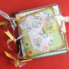 Paper Therapy Mini Photo Album-Dragonfly Baby