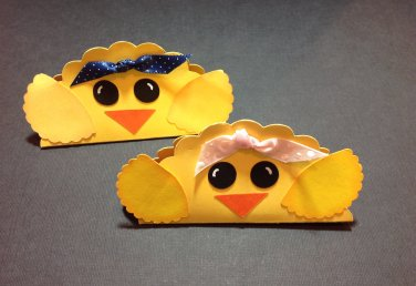 Baby Chick | Candy Treats | Paper Therapy