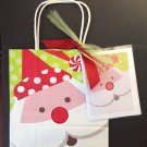 Paper Therapy | Christmas | Gift Bag w Card