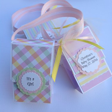 Paper Therapy Mini Hand Sanitizer Party Favor-Girl or Boy